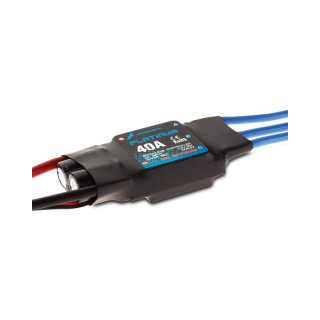 40A ESC Max 6 cells, 1 pcs/bag