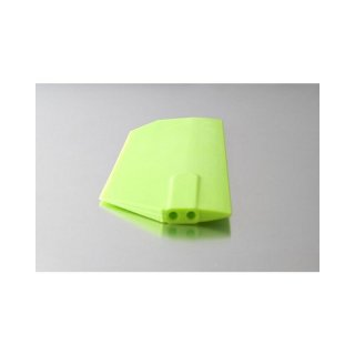 KBDD TW Extreme Edition Paddles for 700 size - Neon Lime- 4mm Flybar